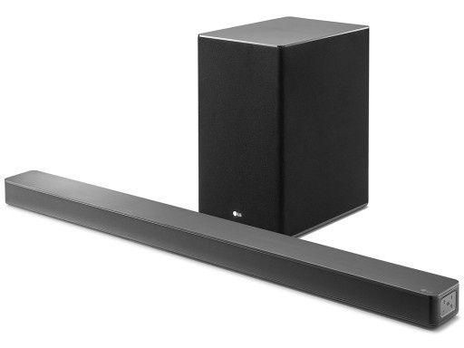 SOUNDBAR LG SK8 - 2.1 360W DOLBY ATMOS Bluetooth