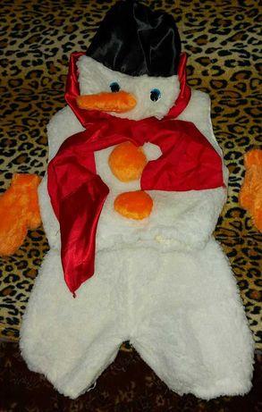 Снеговик Олаф Эльза от2-8лет костюмы разные продажа