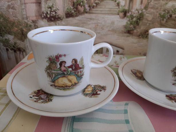 Чашки кофейные Югославия zajecar