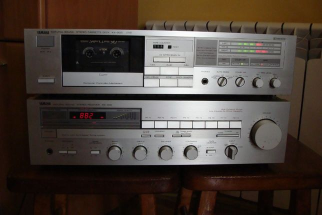 Yamaha RX-300 Amplituner,Deck super stan