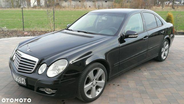 Mercedes-Benz Klasa E Mercedes W211 E220CDI 170KM NOWE SPRZĘGŁO Prywatny Od 2007r w Polsce!