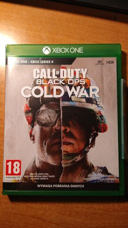 Call of duty - Black ops COLD WAR - xbox one/series X
