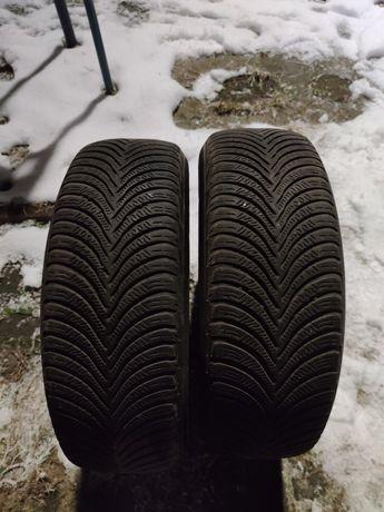Michelin Alpin 5 195/65R15 91T m+s zima 6mm DOT2014