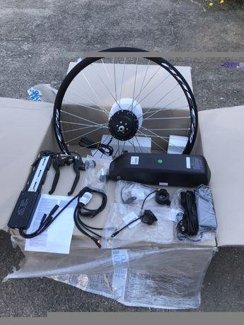 Электро велонабор на раму 28/29 мотор колесо переднее