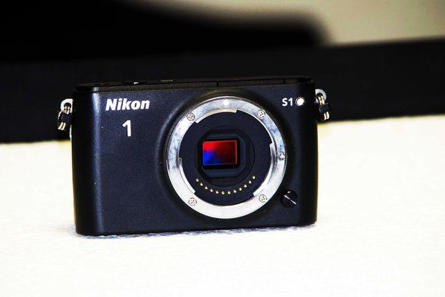 Nikon 1 S1 - фотоаппарат