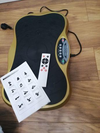 Platforma wibracyjna masażer odchudzanie ćwiczenia