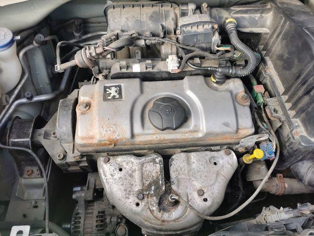 Skrzynia biegów manualna PEUGEOT 1007 1.4 8v