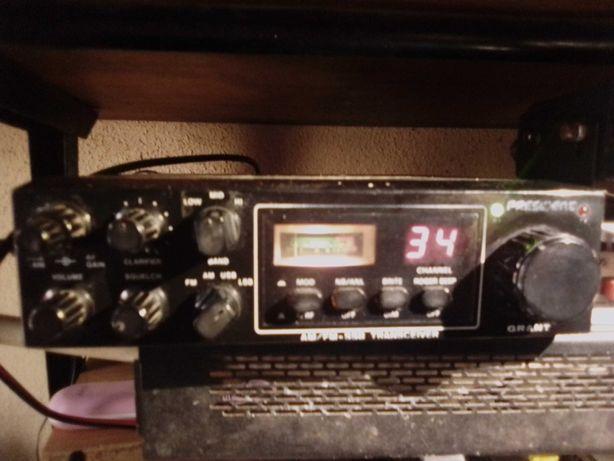 radio cb president grant