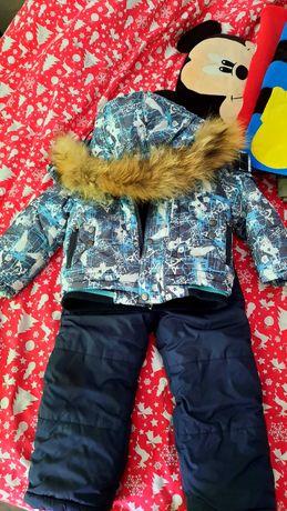 Дитячий костюм,комбінезон,зима