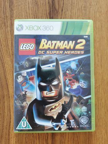Gra lego batman 2. Super heroes na Xbox 360