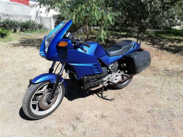 Vendo mota BMW impecavel