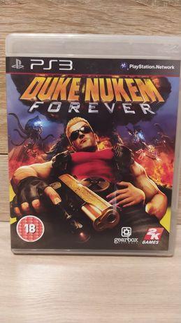 Gra Duke Nuke Forever na konsole ps3 playstation 3