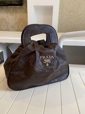 Сумка ридикюль Prada
