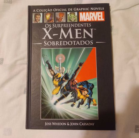 X-Men - Sobredotados - Coleção Graphic Novels Marvel [Salvat]