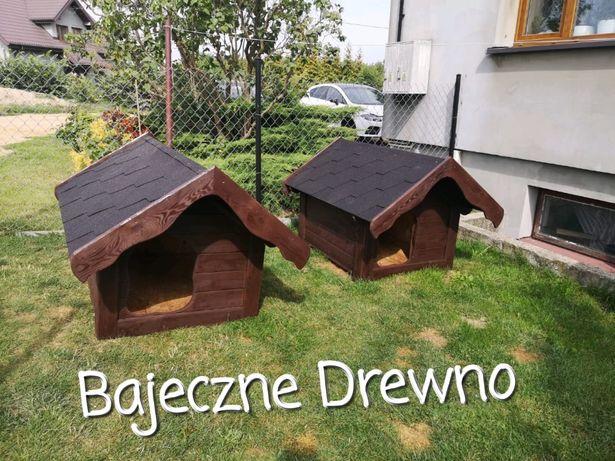 Bajeczne Drewno - Buda dla psa (owczarek,husky..)