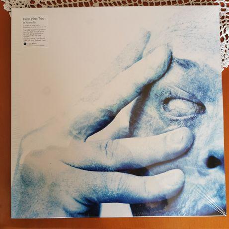 Porcupine Tree - In Absentia (folia)