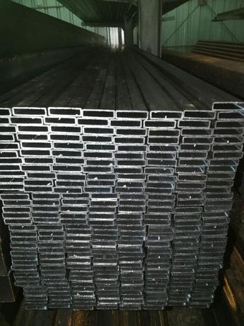40x10x1,5mm Profil zamknięty / rura kwadratowa / kształtownik L6m