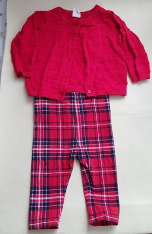 Костюм H&M (штаны, кофта) для девочки 3-6 месяцев