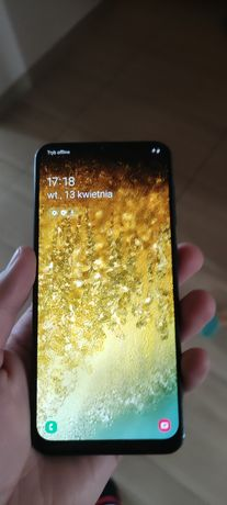 Prawie nowy telefon Samsung Galaxy A50 128 GB duo z gwarancją wysyłka