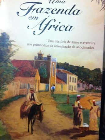 Uma fazenda em África de João Pedro Marques