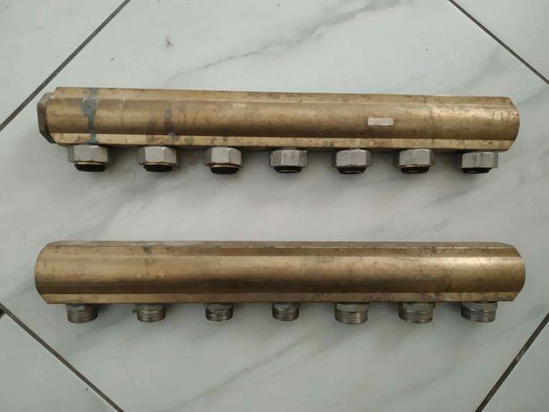 Колектор гребінка для підогріву підлоги
