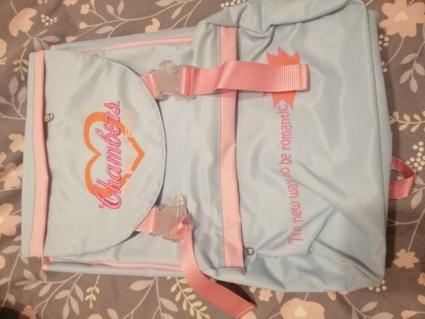 Рюкзак шкільний портфель для дівчинки 1-4 класів