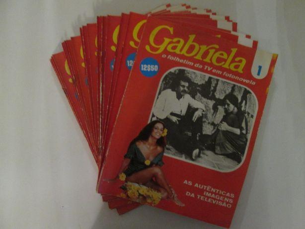 Gabriela- O folhetim de T.V. em fotonovela