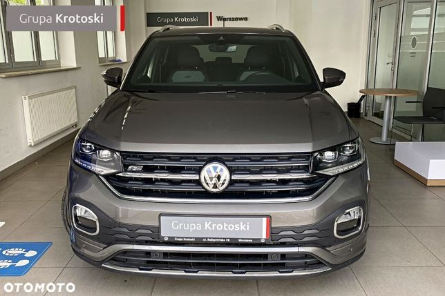 Volkswagen T-Cross 1.0 Tsi 95 Km Pakiet Komfort Pakiet Business