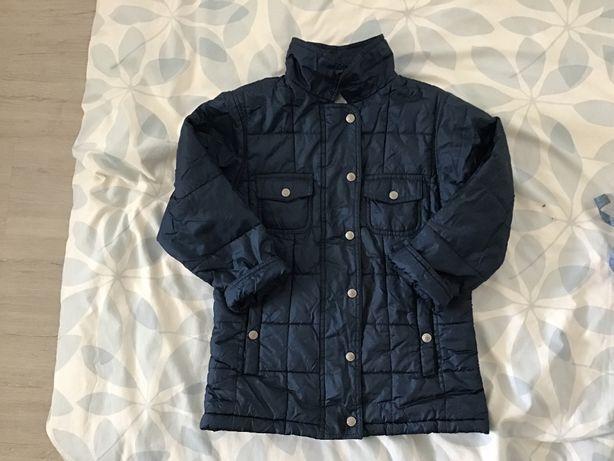 Куртка на девочку демисезонная р. 128