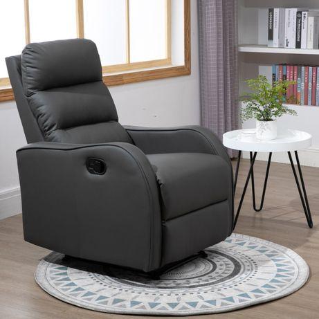 NOVAS- Poltrona Relax com cadeira reclinável manual ENVIOS GRÁTIS