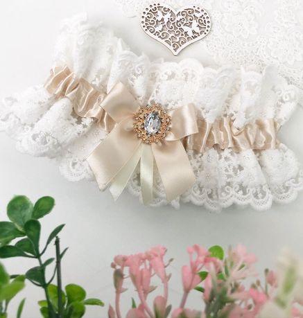 Свадебные  шикарные повязки