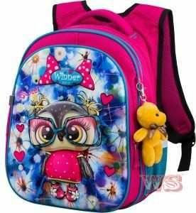 Ортопедичний рюкзак для дівчат/ девочек