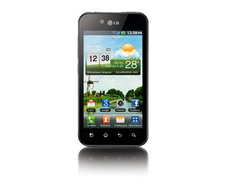 смартфон LG P970