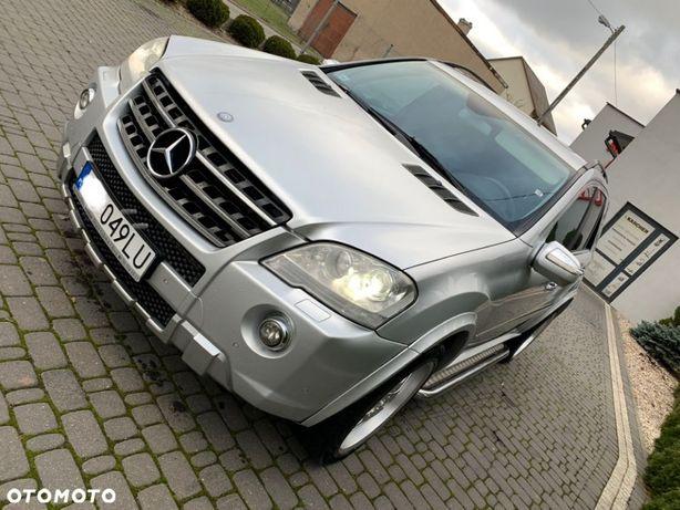Mercedes-Benz Ml 420 Cdi Z 2007 Amg Lift Pakiet Fv23% Szyber