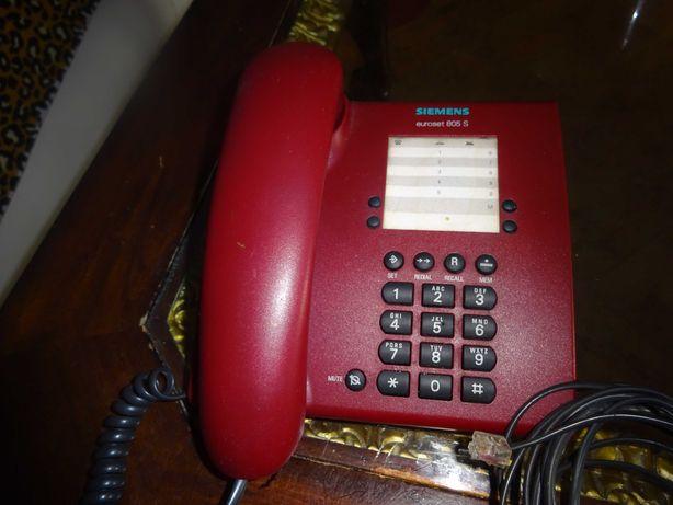 sprawny telefon stacjonarny SIEMENS euroset 805 S