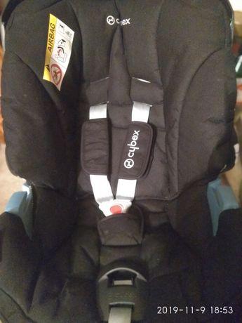 CYBEX ATON 0-13KG Fotelik Samochodowy leżaczek nosidełko dla niemowląt