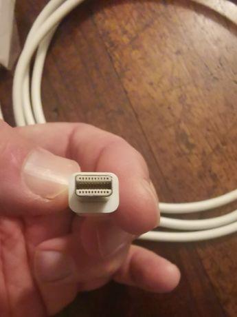 Cabo ligação macbook a TV