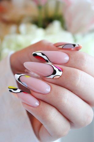 Manicure hybrydowy, paznokcie hybrydowe, żelowe