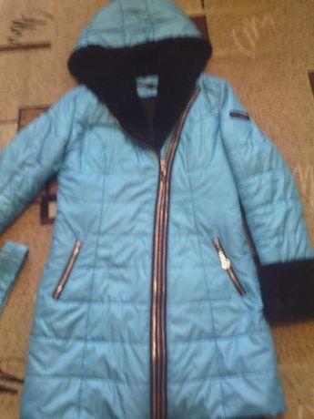 женское пальто- куртка