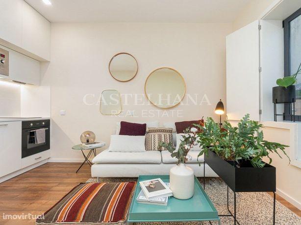 Fantástico apartamento T2 totalmente renovado e mobilado