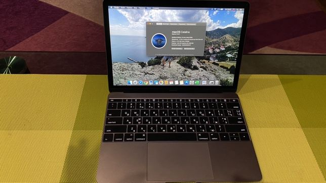 Macbook 12 retina 2016