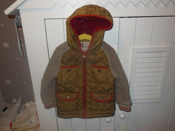 NEXT super kurteczka dla chłopca wiosna r.104 cm