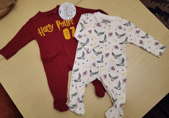 Piżamka, Harry Potter, pajac, śpiochy