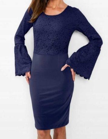 Nowa elegancka sukienka Bonprix r40