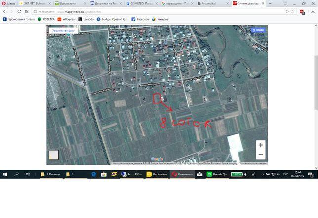 Земельна ділянка під будівництво в м.Буськ
