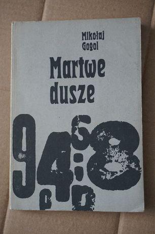 Martwe dusze Mikołaj Gogol 1987