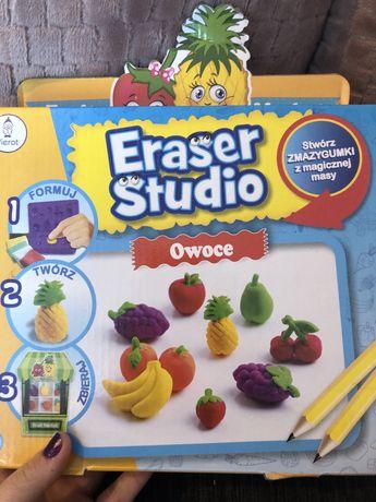 Eraser studio zestaw