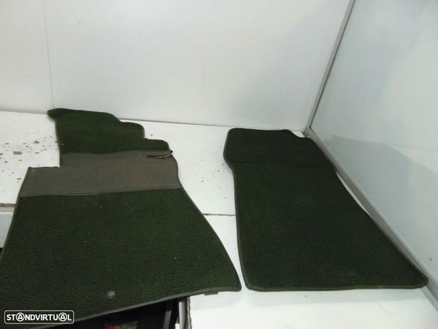 mercedes w124 tapetes da frente