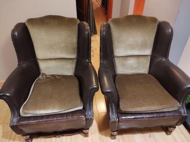 2 Fotele wysokie