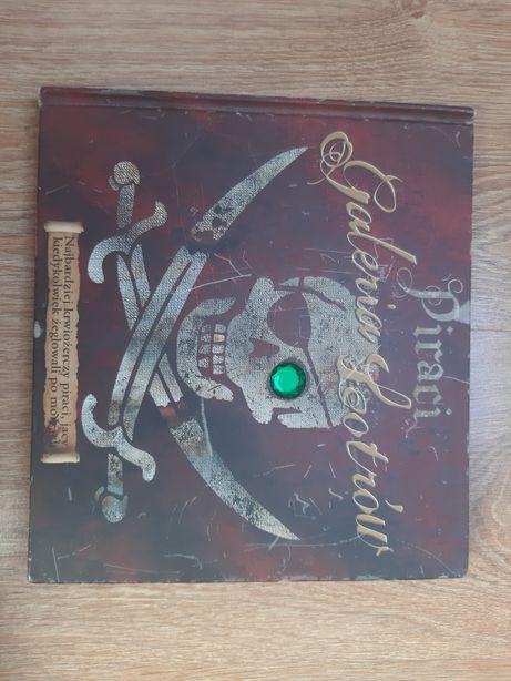 Książka Piraci-galeria łotrów